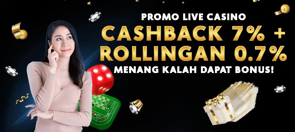 Promo Cashback Casino